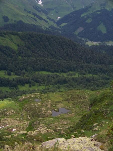 Нижние Ацетукские озера