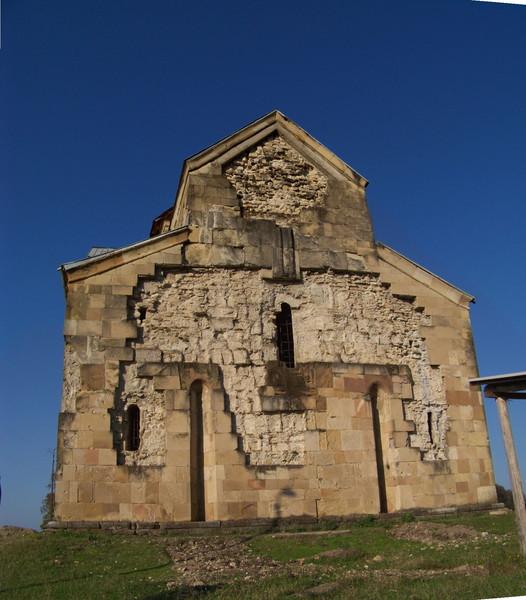Храм в Бедии