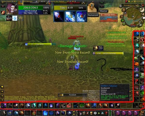Архив WoW теперь на русском World Of Warcraft. когда ставишь русификатор ве