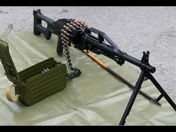 7,62-мм пулемёт пехотный «