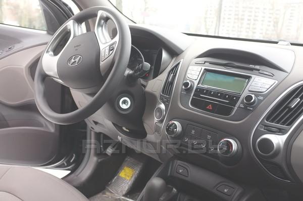 Прокат Hyundai Tucson / Хендай Туксон в Минске