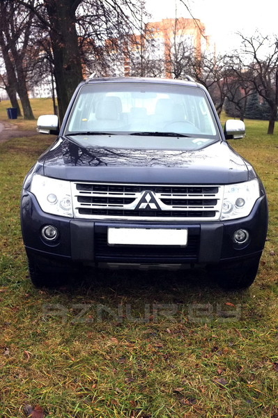 Mitsubishi Pajero - узяць напракат у Менску