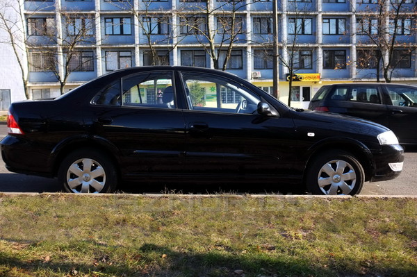 Прокат Nissan Sunny / Ниссан Sunny в Минске
