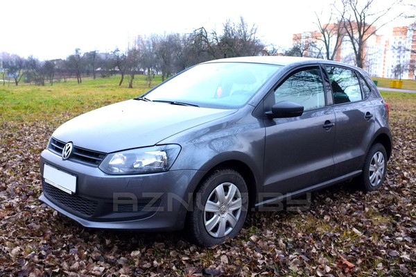 Volkswagen Polo sedan / Фольксваген Пола Седан пракат у Менску