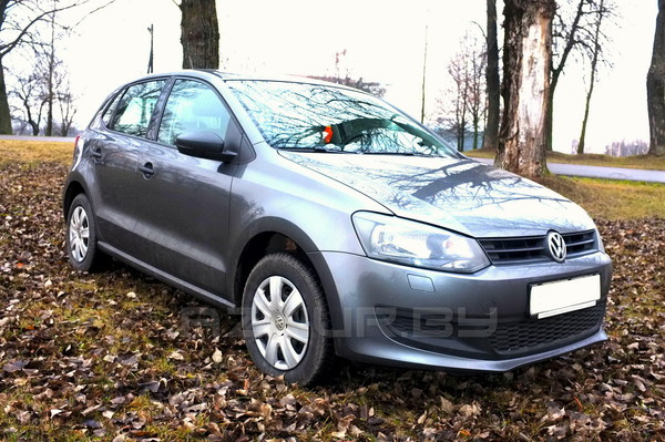Volkswagen Polo sedan / Фольксваген Поло Седан прокат в Минске