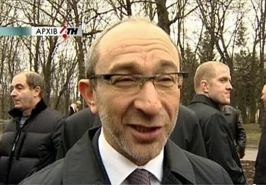 Мэр города Харькова. Такой мэр