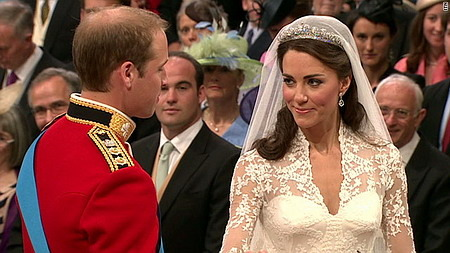 Важнейшее мировое событие - свадьба Кейт Миддлтон и принца Уильяма