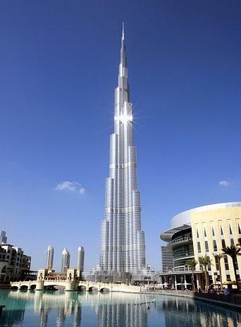 Бурдж Дубай