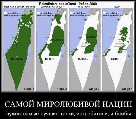 Израиль возвращается домой
