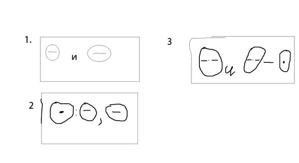Задание: Составьте предложения по данным схемам.  Мы сегодня стали проходить новую тему по русскому .