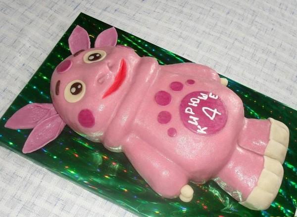 Лунтик торты с фото