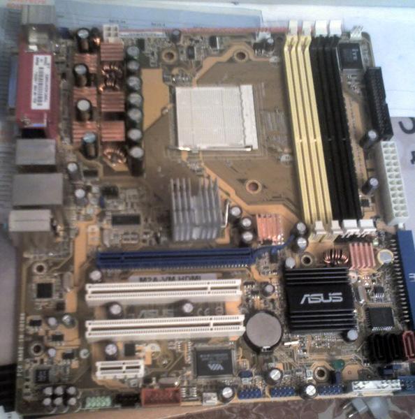 F.A.Q. по ASUS M2A-VM/HDMI(AM2