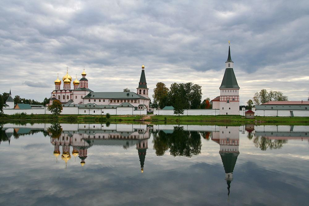 Иверский монастырь, Валдай.
