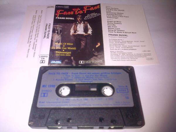 Альбомы Франка Дюваля на аудиокассетах I-471