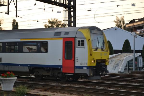 Железные дороги Бельгии - SNCB (b-rail.be)