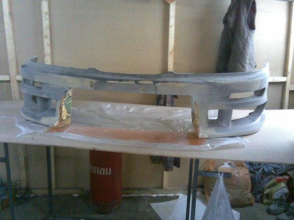 Как сделать обвесы из стекловолокна