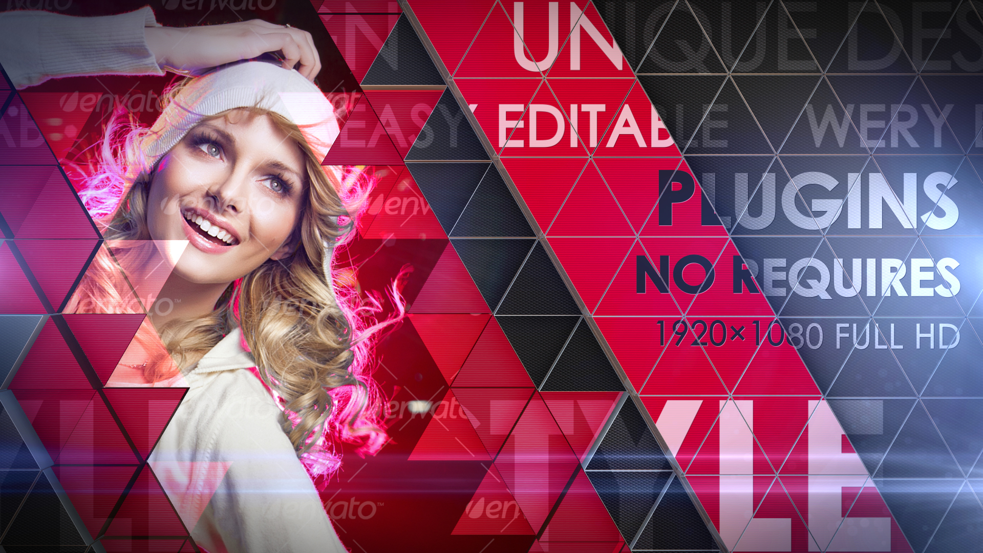 Videohive Fashion Promo 4672290 Vector Photoshop Psdafter Effects Tutorials Template 3d