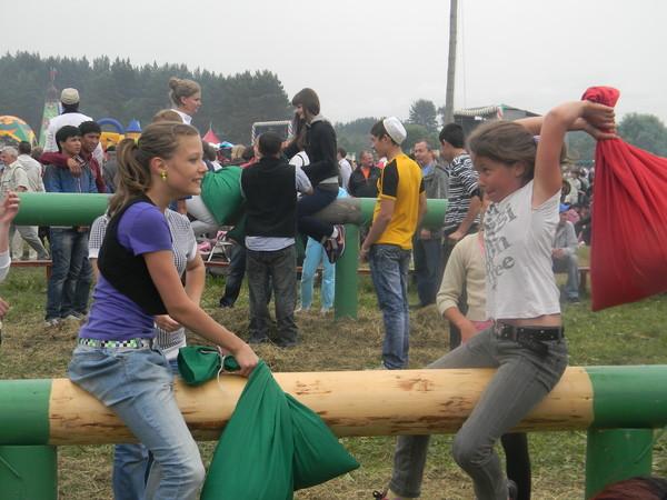 Петербургский Сабантуй-2011