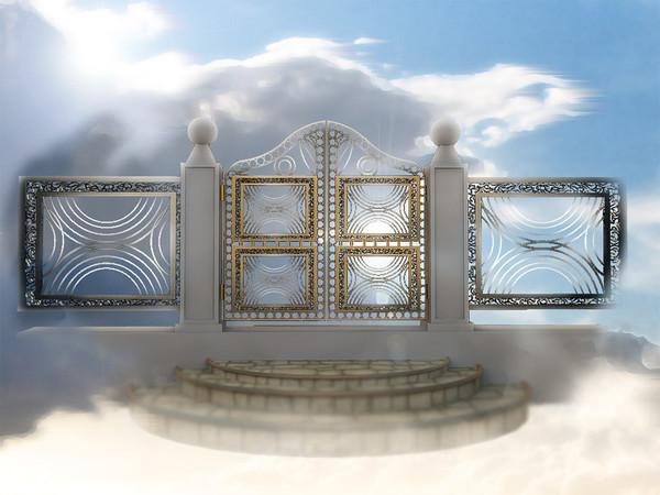 Рая ворот в рай на небеса очень нужны