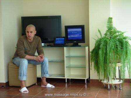 Клиника Кивач (Петрозаводск), семинар В.Огуй по баням для врачей и специалистов, 9-10 марта 2010