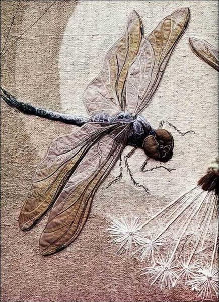 来自澳大利亚纺织品艺术家的古老纺织雕塑艺术 - maomao - 我随心动