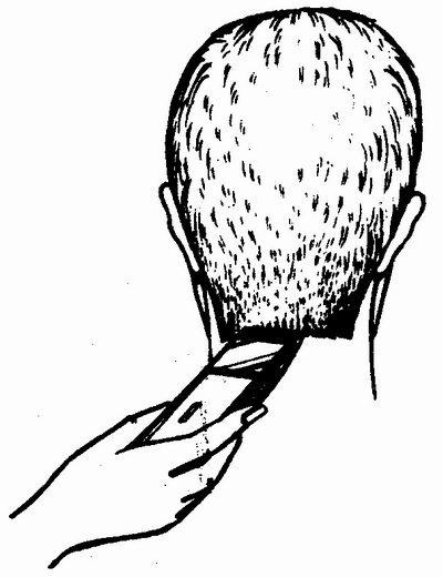 Самоучитель мужская стрижка - Сделать прическу.