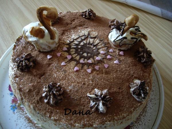 авторский торт