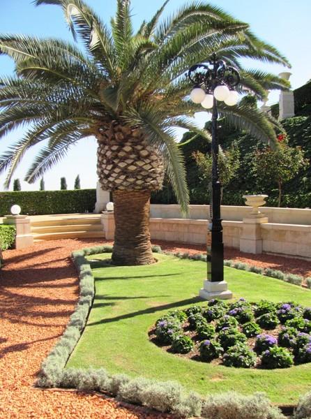 Хайфа. Террасы Бахайского сада