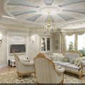 Популярный стиль классицизма в дизайне интерьера.