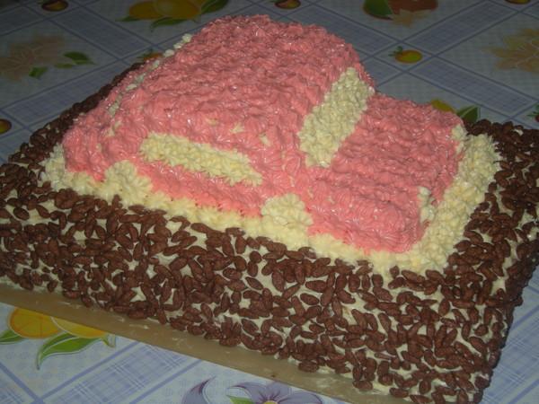 Домашние торты на заказ форум города