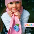 Лучшие зимние вязаные шапки женские крючком и спицами: схемы и вязание.