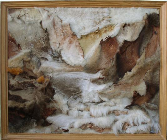Картины из меха своими руками 35