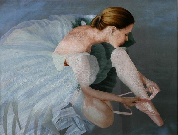 Источник: Фото: Flick.com, Яндекс. сучжоуская вышивка.  Ключевые теги.  Мастерская. вышивка на шелке. мастерская...