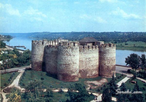 Сорокская крепость.