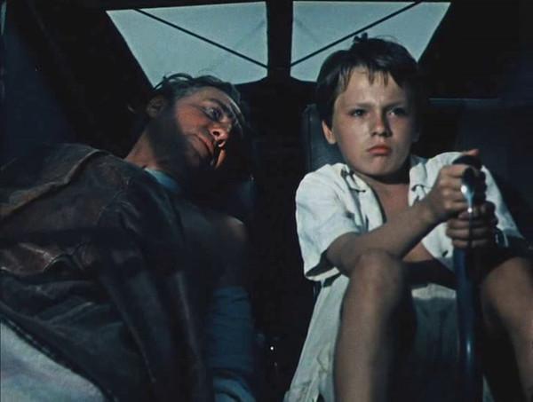 Последний дюйм. Фильм 1958г.