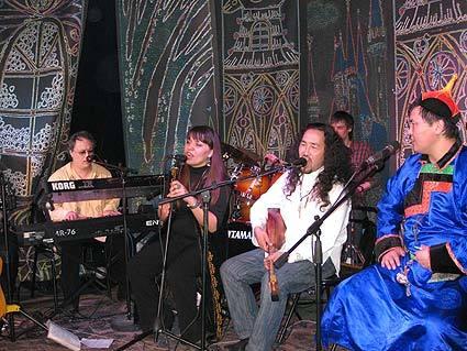 Этно джаз п.у. Т.Хасенова