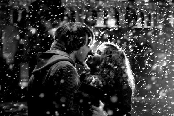 Первый снег как первая любовь почему