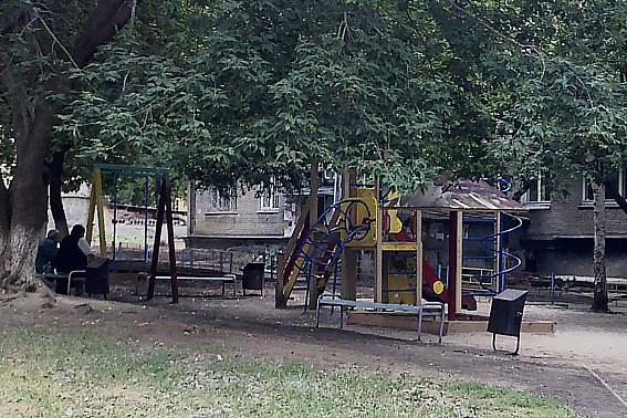 Детская площадка, Пионерский, Екатеринбург