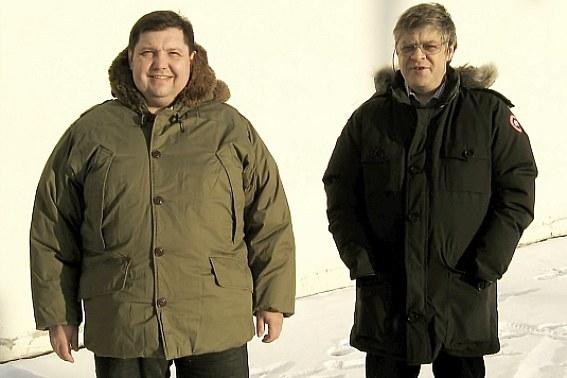 Canada Goose и Eddie Bauer