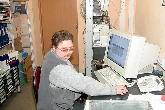 Акватерм, Илья Кравченко