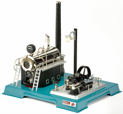 D18 Steam Engine