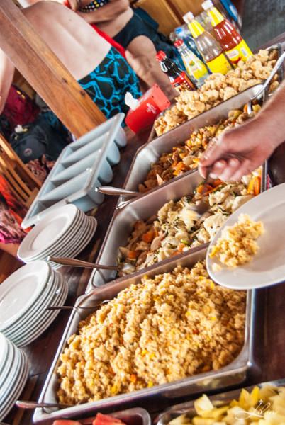 Koh Rong Samloem: Party Boat