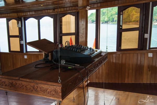 Koh Rong Samloem: Party Boat, средняя палуба