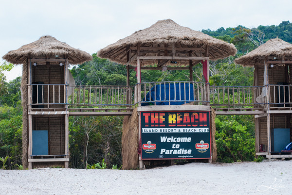 Koh Rong Samloem: The Beach Resort