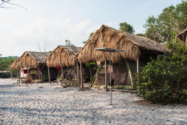 Koh Rong Samloem: Sun Island eco village
