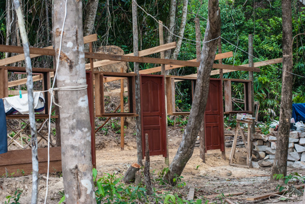 Koh Rong Samloem: стройка