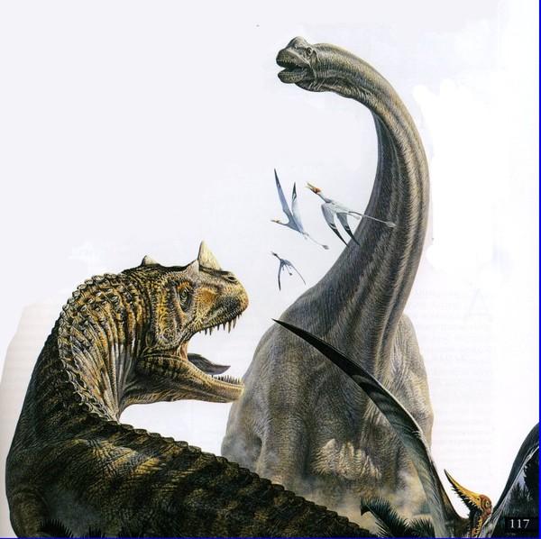 basik.ru - Животный мир - Рисунки динозавров - фотография 2.