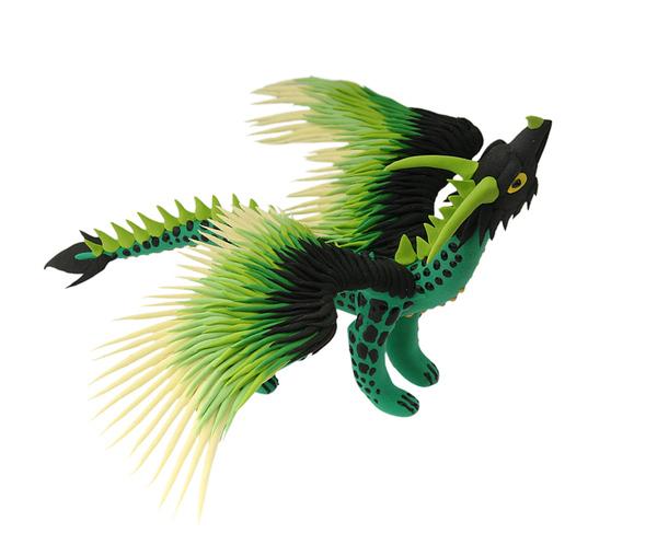 Своими руками пластиковые драконы