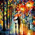 Ксения, а сколько примерно цветов могут включать в себя схемы по мотивам картин Леонида Афремова.