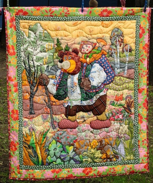 «Лоскутная мозаика»,